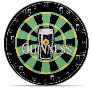 GuinnessDartBoard