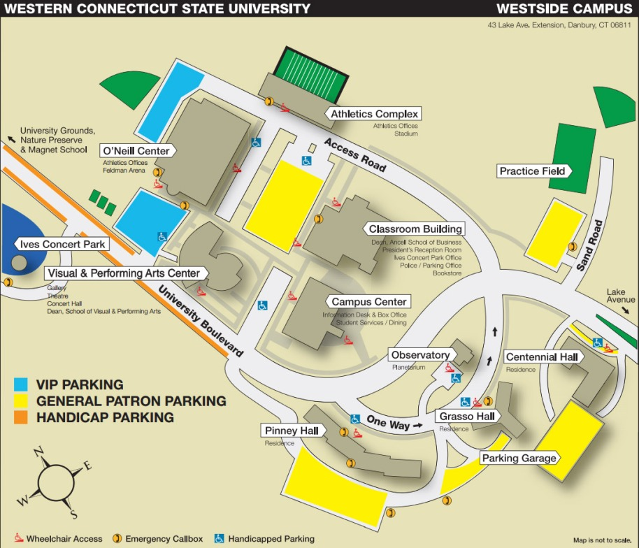 Ives-Parking-Map
